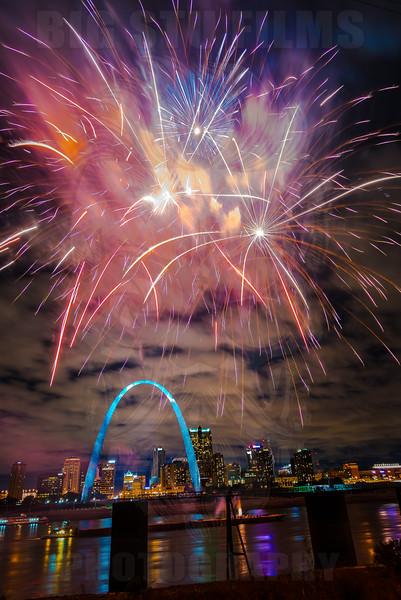 St. Louis. MO