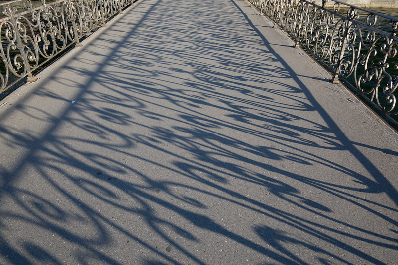 Bridge Shadows