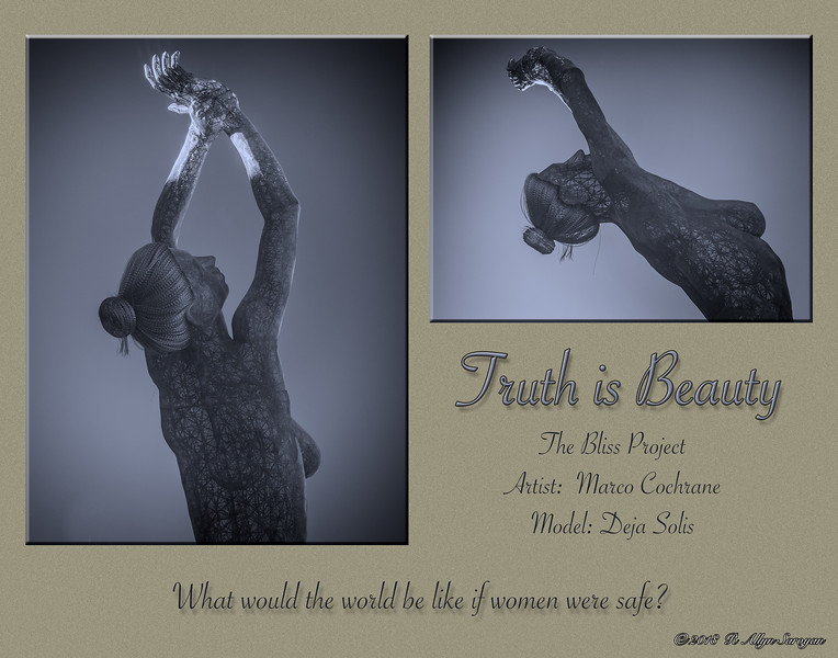 """Truth is Beauty,"" San Leandro"