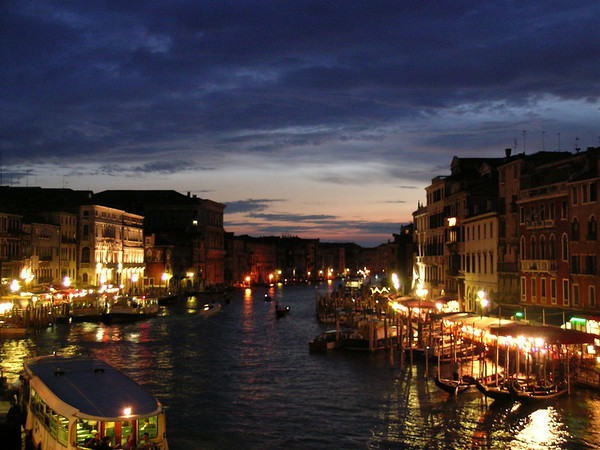 Venetian Lagoon, Italy 9/2006