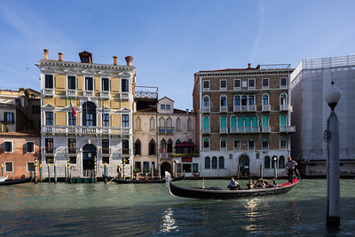Venezia Rialto - The oldest part of the city.
