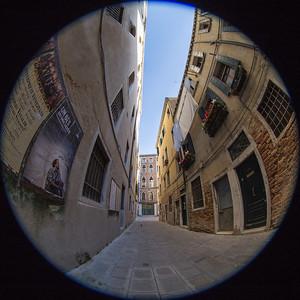 Venezia Rialto - The oldest part of the city.