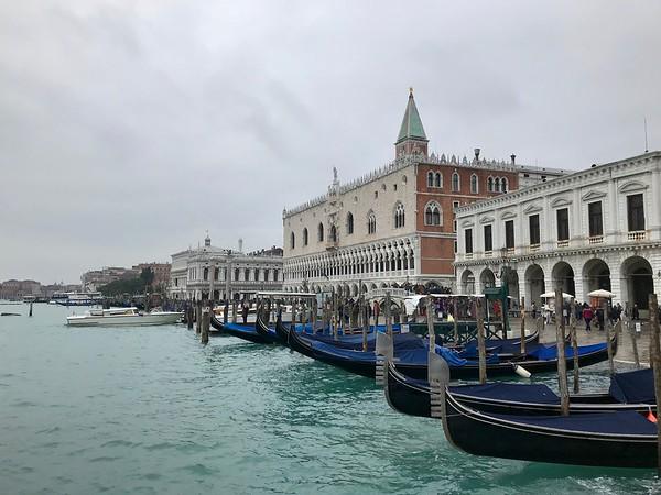 Doge's Palace, Venice.