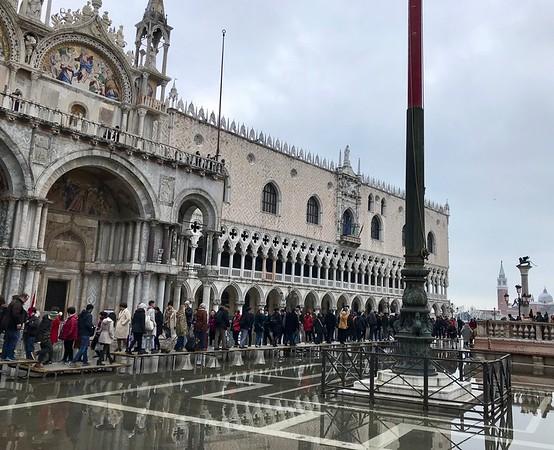 St Mark's Basilica, Venice.