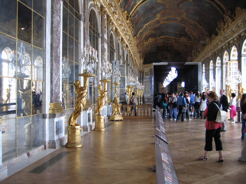 Chateau Versailles Inside May 06 27