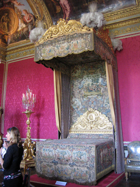Chateau Versailles Inside May 06 16