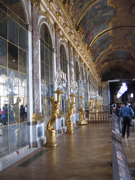 Chateau Versailles Inside May 06 25
