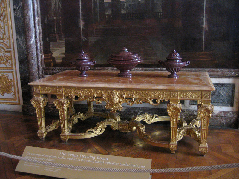 Chateau Versailles Inside May 06 12