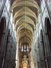 Votivkirche, central nave, Vienna, Austria<br /> Konica Minolta Dimage A2