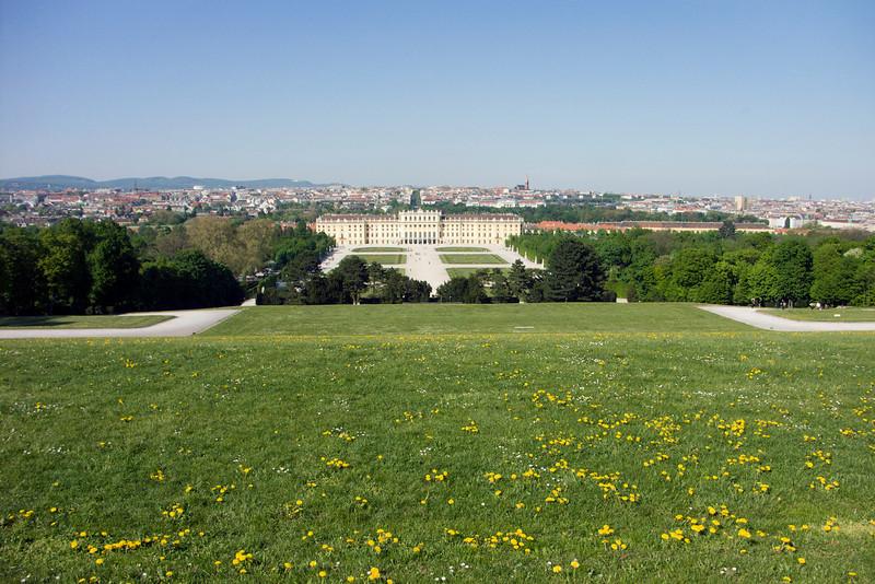 Schönbrunn Palace, Vienna, Austria<br /> Konica Minolta Dimage A2