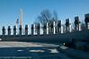 WWII Memorial, Washington Monument