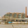 Tolerance, Georgetown waterfront, looking up Wisconsin Avenue, Washington D.C.