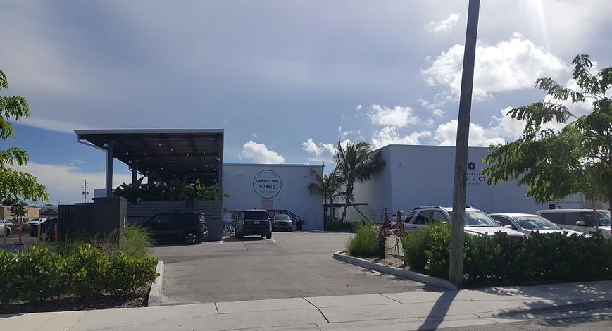 West Palm Beach's Warehouse District