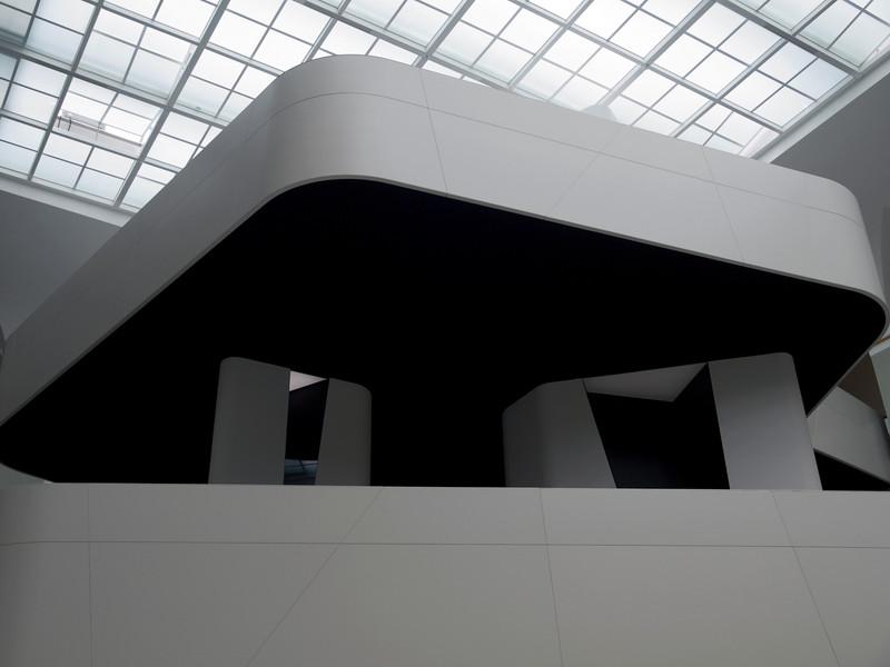 ETH Geology Building, Zurich<br /> Olympus E-420 / 12-60mm 2.8-4.0