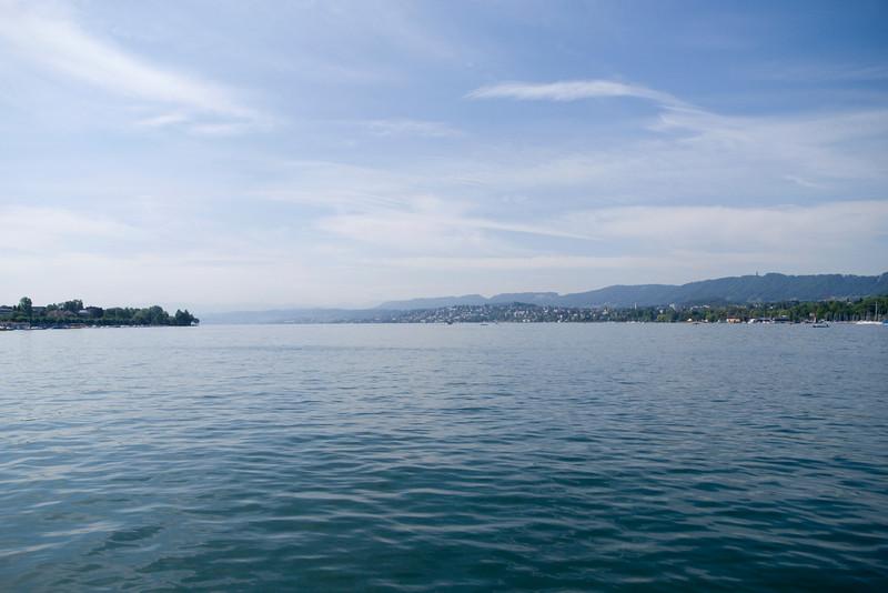 Lake Zurich / Zürichsee<br /> Olympus E-420 / 12-60mm 2.8-4.0