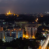 Yangon by night
