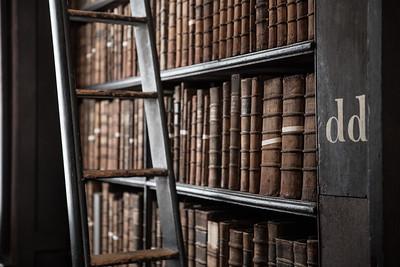 Book of Kells Library, Trinity University @ Dublin