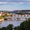 Cityscape of Prague at day