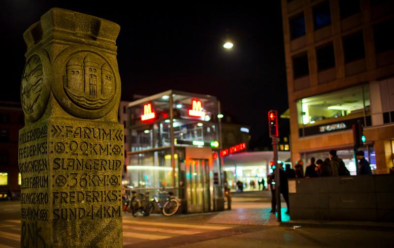 Nørrebro Station, Copenhagen