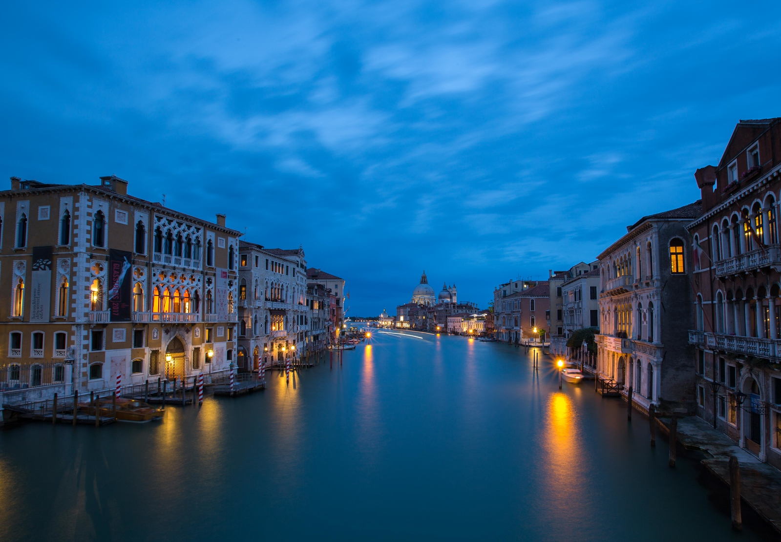 Grand Canal Lights
