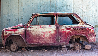 Tajik Car
