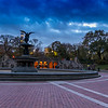 Bethesda Terrace and Fountain, Central Park, New York City