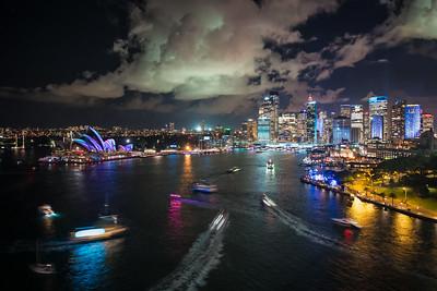 Vivid Light Festival 2017, Sydney