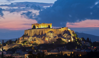 The Acropolis, Athens