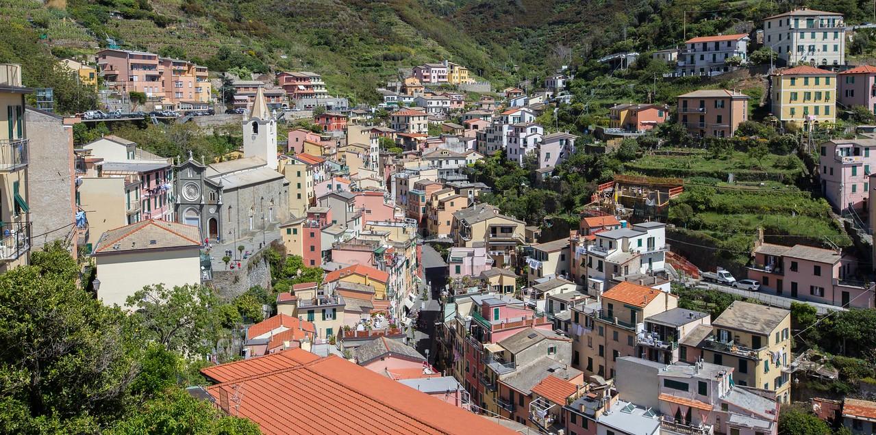 Castle View Riomaggiora