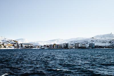 The Norwegian City of Hammerfest