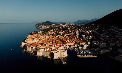 The Beautiful Town of Dubrovnik