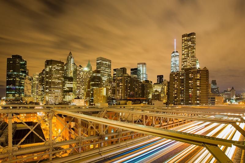 New York @ Night • New York City