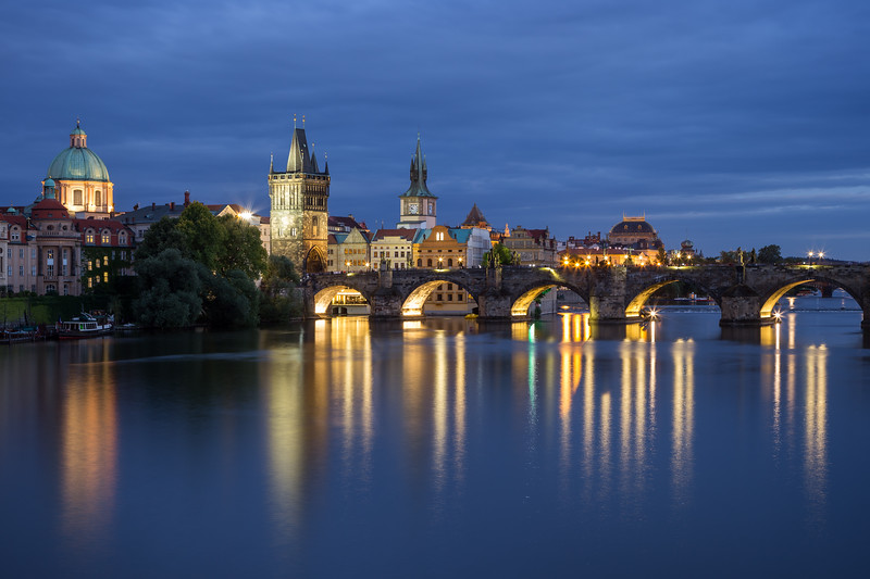 Old Town & Charles Bridge