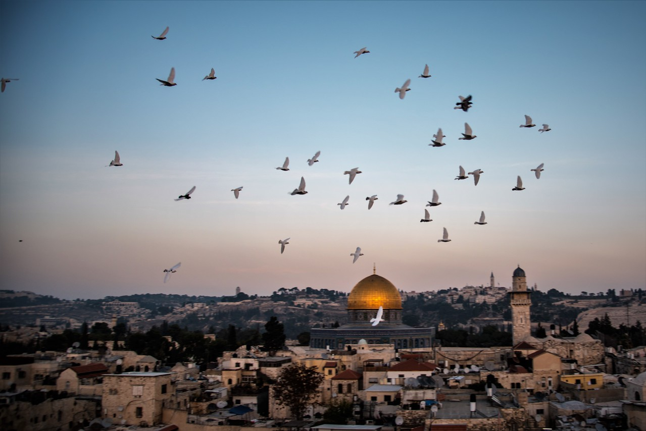 Template Mount in Jerusalem