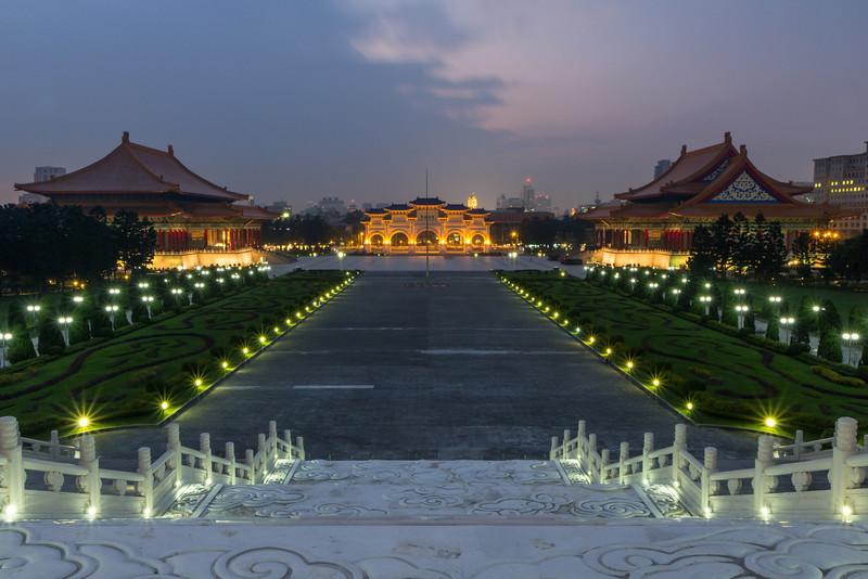 Chiang Kai-shek Memorial Hall Square