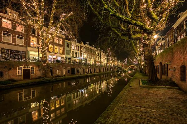 Oudegracht Utrecht PB0990