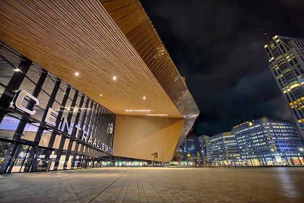 Centraal Station Rotterdam PB2239-2243