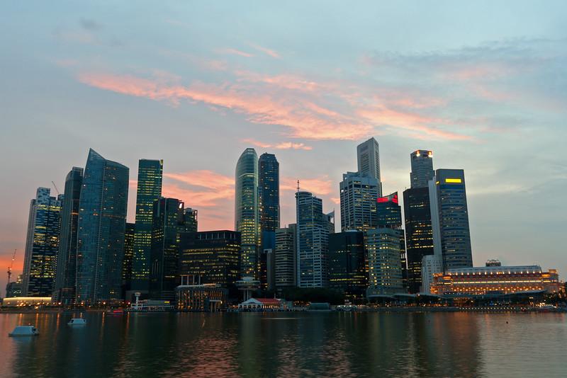 CBD in Singapore