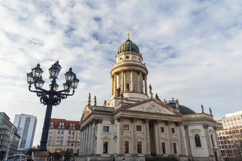 Deutscher Dom in Berlin at day