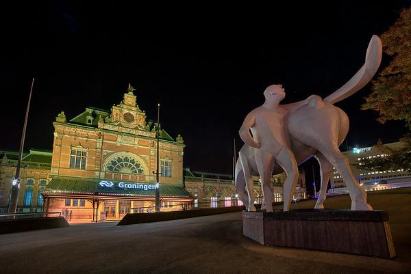 Station Groningen PB1637