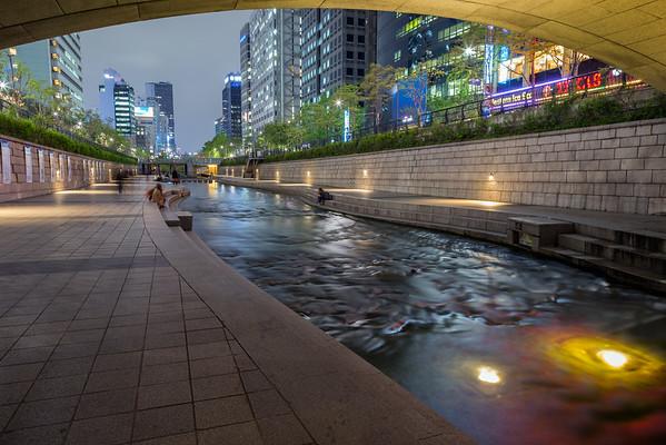 Cheonggyecheon Stream