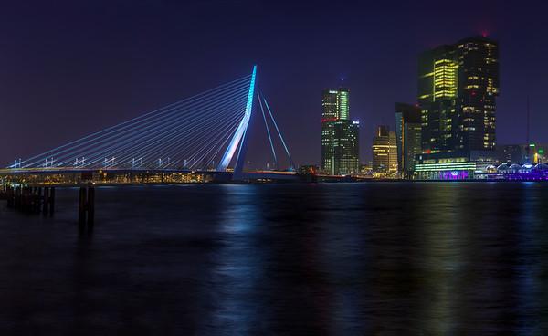 Erasmusbrug Rotterdam PB1254-1256