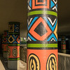 Painted Columns