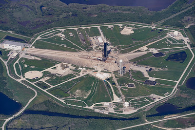 SpaceX Launch Facility LC39A