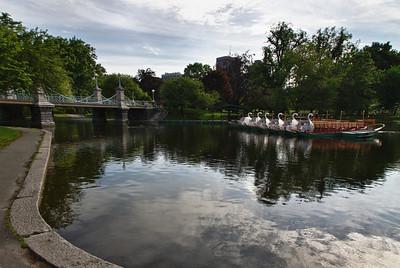 Swan Lake - Boston Commons Boston, MA