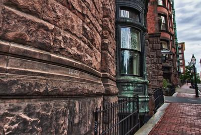 Beacon Hill Sidewalks Boston, MA