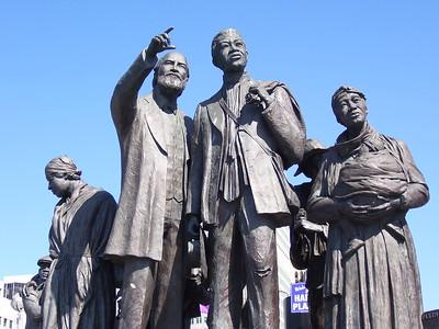 Riverwalk Statues