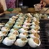 Grilled Snails