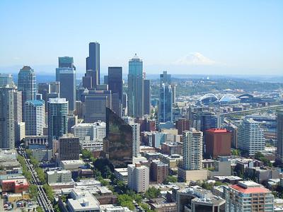 CS 1-Seattle Skyline