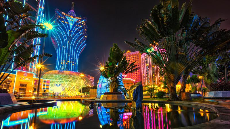 Neon Macau